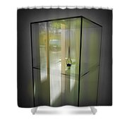 Points Of View Shower Curtain