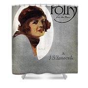 Polly Shower Curtain