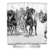 Polo, 1876 Shower Curtain