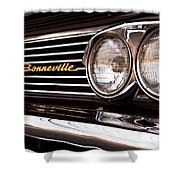 Pontiac Bonneville Shower Curtain