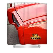 Pontiac Gto - The Judge Shower Curtain