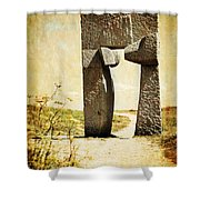 Portal - La Coruna Shower Curtain