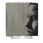 Portrait Of S Shower Curtain