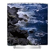 Postcard From Sicily Shower Curtain
