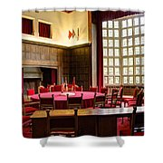 Potsdam Conference Shower Curtain