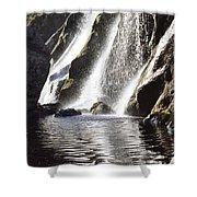 Powerscourt Waterfall, Powerscourt Shower Curtain