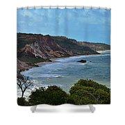 Praia De Tambaba - Paraiba Shower Curtain