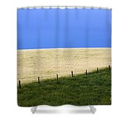 Prairie Horizon Shower Curtain
