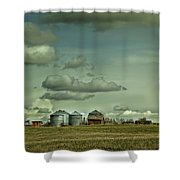 Prairie Life Style Shower Curtain