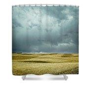 Prairie Storm Alberta Shower Curtain