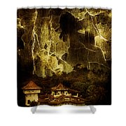 Premonitions Shower Curtain