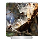 Prepare For Departure Shower Curtain