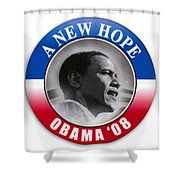 Presidential Campaign, 2008 Shower Curtain