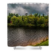 Price Inlet Shower Curtain