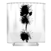 Prickles Of Us  Shower Curtain