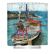 Pride Of Ownership  Shower Curtain