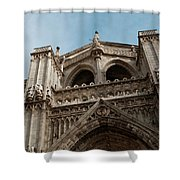 Primate Cathedral  Shower Curtain