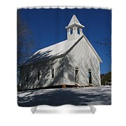 Primitive Methodist Church Shower Curtain