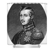 Prince Albert (1819-1861) Shower Curtain