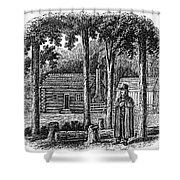 Prince Demetrius Augustine Gallitzin (1770-1840) Shower Curtain