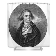 Prince Lobkowitz (1772-1816) Shower Curtain