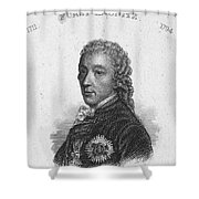 Prince Of Kaunitz-rietberg Shower Curtain