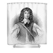 Prince Rupert (1619-1682) Shower Curtain