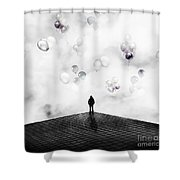 Private Party Shower Curtain
