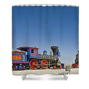 Promontory Point Shower Curtain