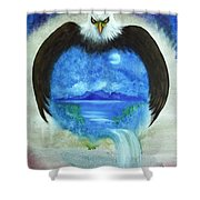 Protect Our Mother Shower Curtain
