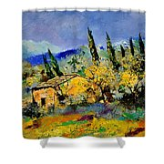 Provence 452190 Shower Curtain