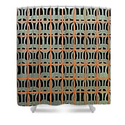 Providence Reflections Shower Curtain