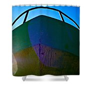 Prow Shower Curtain