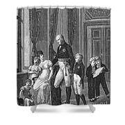 Prussian Royal Family, 1807 Shower Curtain