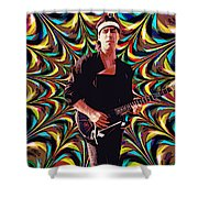 Psychedelic Spirit 2 Shower Curtain