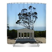Pt. Loma Shower Curtain