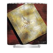 Pterodactylus Elegans Shower Curtain