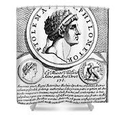 Ptolemy Vi (d. 145 B.c.) Shower Curtain