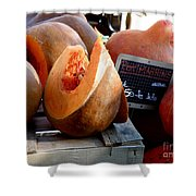 Pumpkin For Sale Shower Curtain