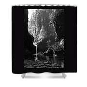 Punchbowl Falls 2 Shower Curtain