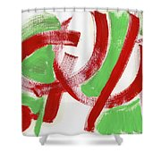 Punishment And Reward Shower Curtain