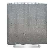 Pure Frost Shower Curtain