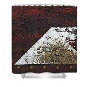 Pyramid 1 Shower Curtain