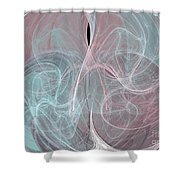 Quadrant Shower Curtain