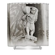 Quasimodo Shower Curtain