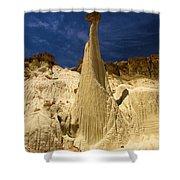 Queen Of Wahweap Shower Curtain