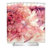 Quiet Places Shower Curtain by Rachel Christine Nowicki