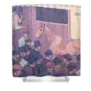 Quiet With All Road Nuisances Shower Curtain