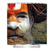 Rade Baba Shower Curtain