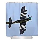 Raf Faircy Firefly Shower Curtain
